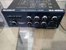 Amplificador Quasar QA 2300