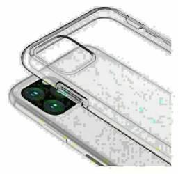 Lote com 78 capas TPU Anti shock para Iphone, motorola, Samsung e xiaomi