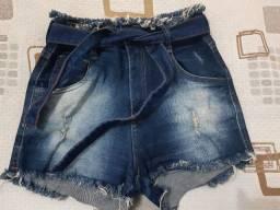 BAZAR: Short jeans veste 36/38