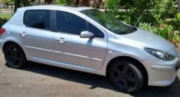 Peugeot 307 1.6 Flex 2011 Prata