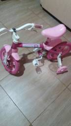 Bicicleta e triciclo