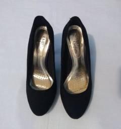 Sapato de salto Beira Rio número 36
