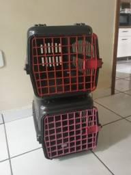 2 Caixas de transporte