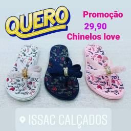 Chinelos love