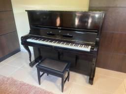 Piano Vertical Usado Blüthner - Oportunidade