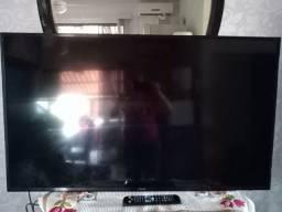 TV Samsung 49 smart LCD pra peças 230 reais