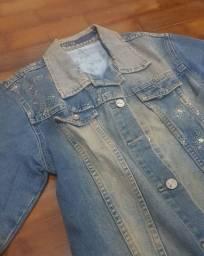 Jaqueta Agatha Jeans