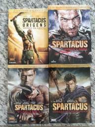 Spartaus (?O início da saga? + temporadas 1-3)