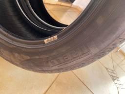 Par de pneus 205/55/16 pirelli phanton