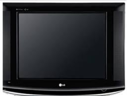 Tv ultra slin tela plana LG 21'' e DVD Player USB e HDMI