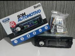 Som automotivo Bluetooth