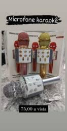 Microfone KARAOKÊ