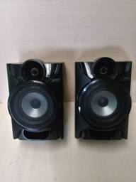 Caixas de som Samsung 95 watts