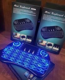 Mini Teclado Portátil Multiuso S/ Fio