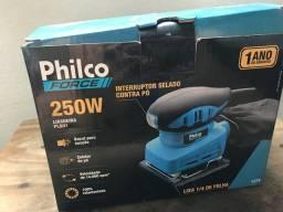 Vendo lixadeira Philco 250W