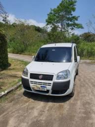 Fiat Doblo 2014 1.8 com GNV Completa 7 lugares. Vendo, Passo Financiamento ou troco