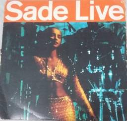 Ld Laser Disc - Sade Live