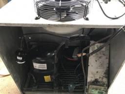 Motor camara fria bristol 2 hp