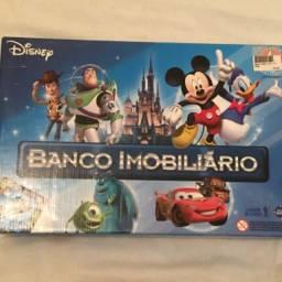 Jogos Risk e Banco imobiliário Disney Completos