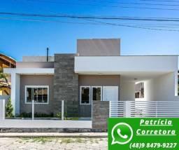 PL CA0365- Casa recém construída no bairro Ingleses, 2 quartos *À venda*!