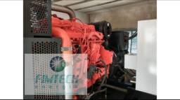 Gerador 400 kva Scania 2015- 70 hrs de uso