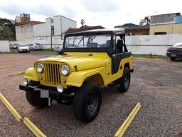 Jeep willys 74
