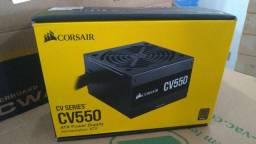 Fonte Corsair CV550 80 Plus Bronze