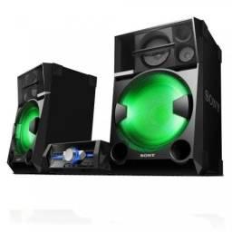 MINI SYSTEM SONY FLASHBOX CD Duplo 3000W