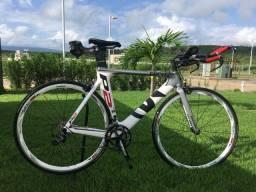 Bicicleta Cervelo P2 triathlon bike