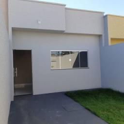 Casa 2/4 Setor Santa Fé 1 - Goiânia