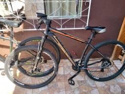 Bike scorpion aluminium light 29