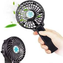 COD:0045 Mini Ventilador Portátil Mão Usb Recarregável ? Luatek