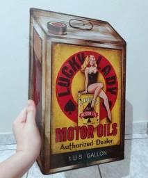 Quadro motor oils