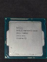 Processador 1150 Intel Pentium G3220
