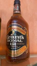 Whisky Grant's Royal 12 anos