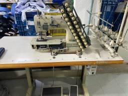 Máquina costura 12 agulhas TOYOU