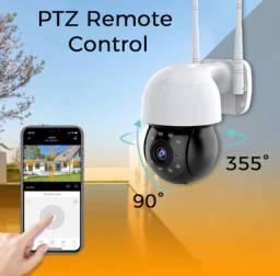 Câmera De Segurança Full Hd, Wifi, Speed Lançamento