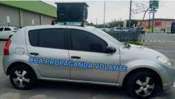 Propaganda volante Divulgue