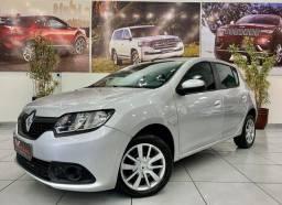 Título do anúncio: Renault Sandero  Expression 1.0 16V (Flex) FLEX MANUAL