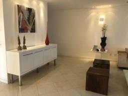 Alugo 4 suites no Rio Vermelho, 276 m2 - andar alto, 4 vagas