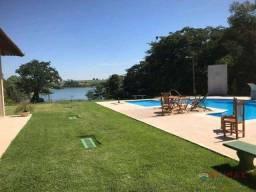 Rancho com 4 dormitórios à venda, 555 m² por R$ 2.900.000 - Zona Rural - Buritama/SP