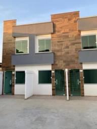 Casa Duplex/Nova para Venda em Belford Roxo, Xavantes, 2 dormitórios, 2 banheiros, 1 vaga