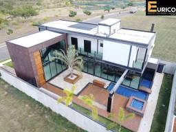 Casa á venda no Condomínio Tamboré Jaguariúna na cidade de Jaguariúna - SP