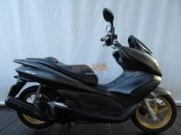 Honda PCX 150 DLX 2015 Preta