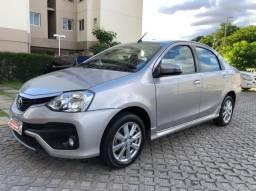Toyota Etios xls Sedan 1.5 automático