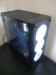 PC Gamer Ryzen 5 1600af, GT 1030 2gb gddr5,16gb ram DDR4 3000mhz rgb, SSD kingston 240gb.