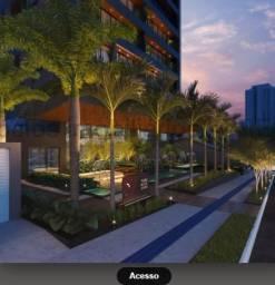 Apartamento à venda, 1 quarto, 2 vagas, Jardim dos Estados - Campo Grande/MS
