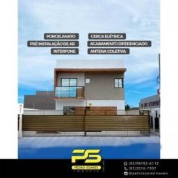 Apartamento com 2 dormitórios à venda, 60 m² por R$ 141.000 - Mangabeira - João Pessoa/PB