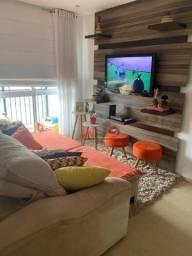 Apartamento com 2 dormitórios à venda, 68 m² por R$ 498.000 - Gonzaga - Santos/SP