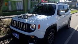 Jeep renegade flex  ano 2018 automático